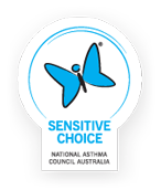 Sensitive Choice National Asthma Council Australia